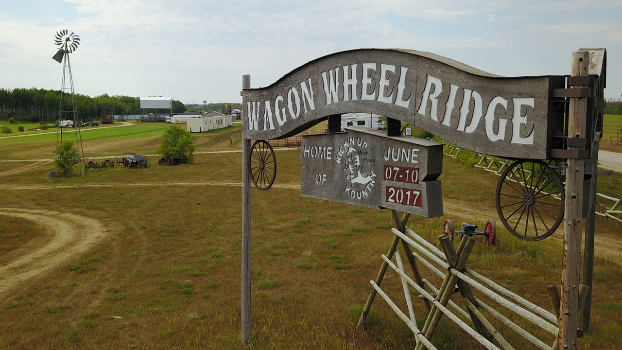 Wagon Wheel Ridge