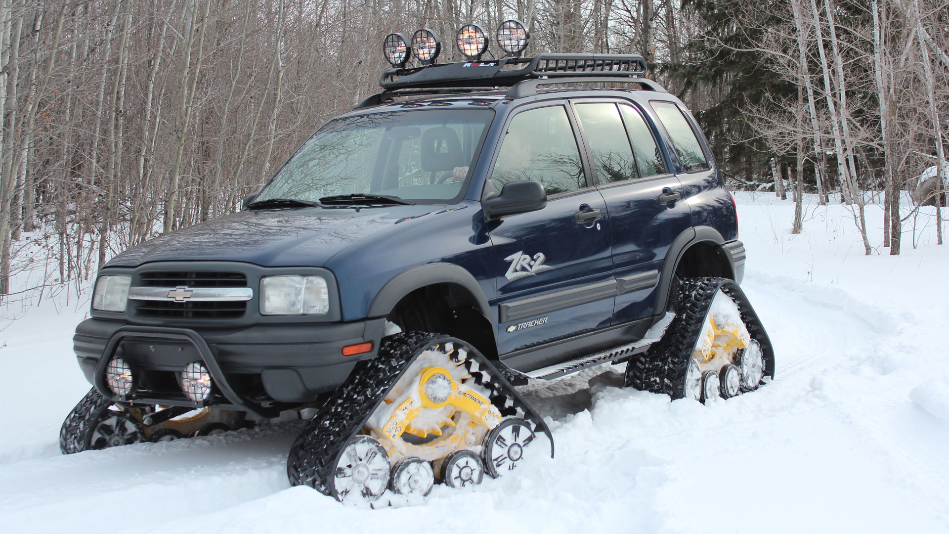 Chevy Small Suv >> Mattracks | 65 Series Side by Side & Small SUV Tracks | Bobcat Toolcat Tracks