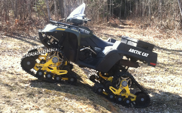 Mattracks Atv Side By Side Tracks
