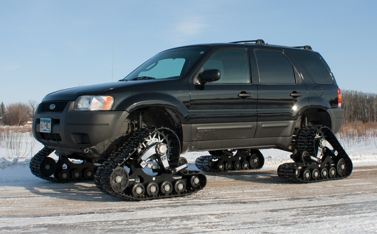 Tracks For Vehicles >> Mattracks Truck Suv Tracks