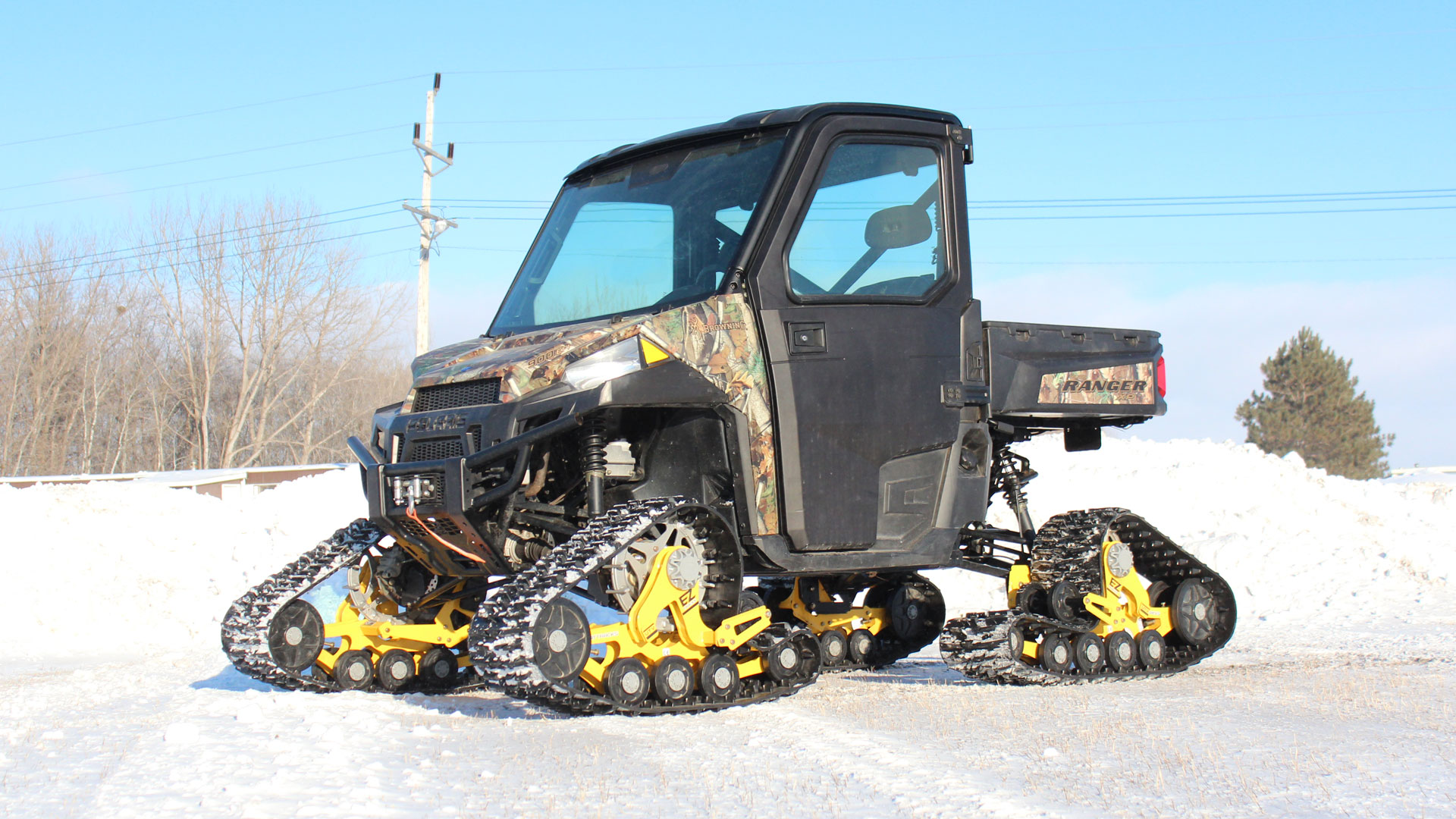 Mattracks Ez Series Atv Side By Side Tracks